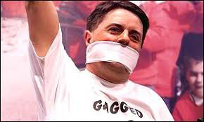 Nick Griffin and EDL