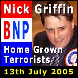 Nick Griffin Home Grown Terrorists